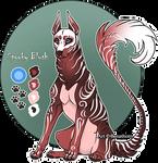 Feral Jader- Spooky Blush [Raffle- CLOSED]