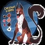 Domestic Jader- Chestnut Spots [Winner Chosen]