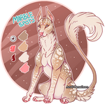 Domestic Jader- Marble Spots [Raffle- CLOSED]