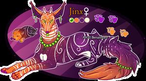 Imperial Jader- Jinx [Bean- Grown]
