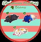 Christmas Mystery Beans (Art Raffle: CLOSED)