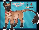 Domestic Jader- Choco Puppycat [Raffle: CLOSED]