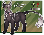 Feral Jader- Silver Quagga [DTA: CLOSED]