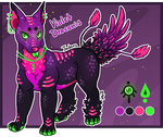 Imperial Jader- Violet Draconis [Auction- CLOSED]