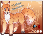 Feral Jader- Ticked Cheetah [Auction- CLOSED]