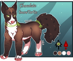 Domestic Jader- Chocolate SnowT [Auction- CLOSED]