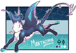 Imperial Jader- Mantacorn [Auction- CLOSED]