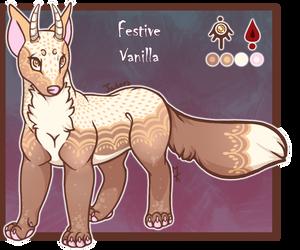 Feral Jader- Festive Vanilla [CLOSED]