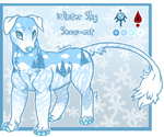 Domestic Jader- Winter Sky [Auction- CLOSED]