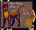 Domestic Jader- Royal Arrow [Raffle- CLOSED]