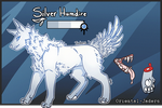 Feral Jader- Silver Humdire [Auction- CLOSED]