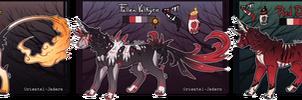 Diablo x Valkyrie Breeding