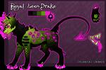 Imperial Jader- Royal LeoDrake [Auction- CLOSED]