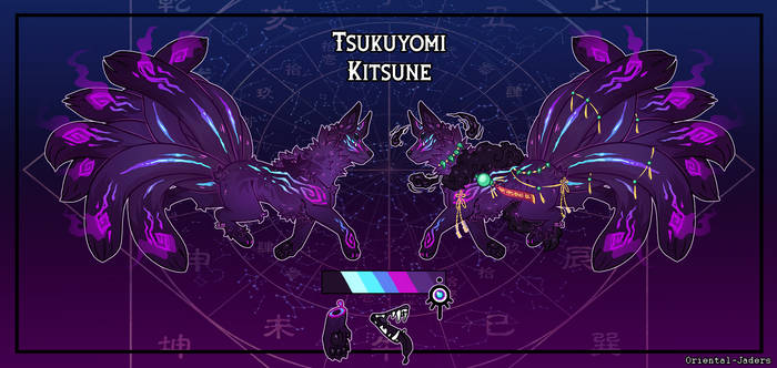 Imperial Jader- Tsukuyomi [Auction- CLOSED]