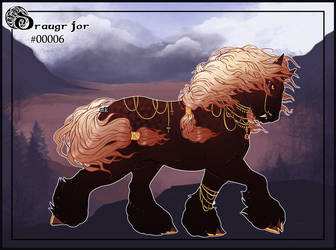Druagr-Jor #00006 by Benathorn