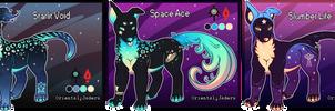 Starlight x Io Breeding