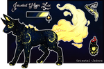 Feral Jader- Jeweled Moon Lace [Auction- CLOSED]