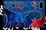 Feral Jader- Blue Betta [Auction- CLOSED]