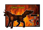 Feral Jader- Flame Shade [Auction- CLOSED]