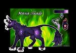 Domestic Jader- Mana Shade [Auction- CLOSED]