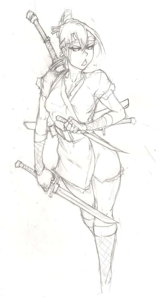 Ninja Assassin by Ryukopron on DeviantArt