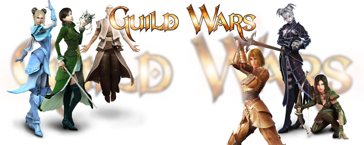 Guild Wars by IceBone