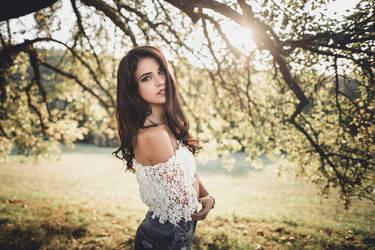 Autumn Girl III