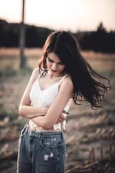 Autumn Girl V