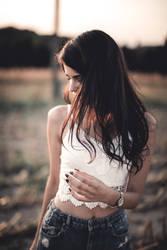 Autumn Girl VI