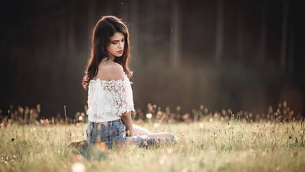Autumn Girl VIII