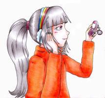 Dreaming by Ellysa-chan
