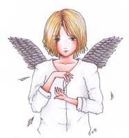 prayer by Ellysa-chan