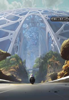 Celistic Concept Art