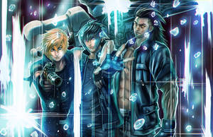 Final Fantasy XV by Will2Link