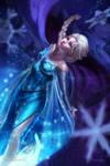 Elsa- Let it Go 2015 ver.