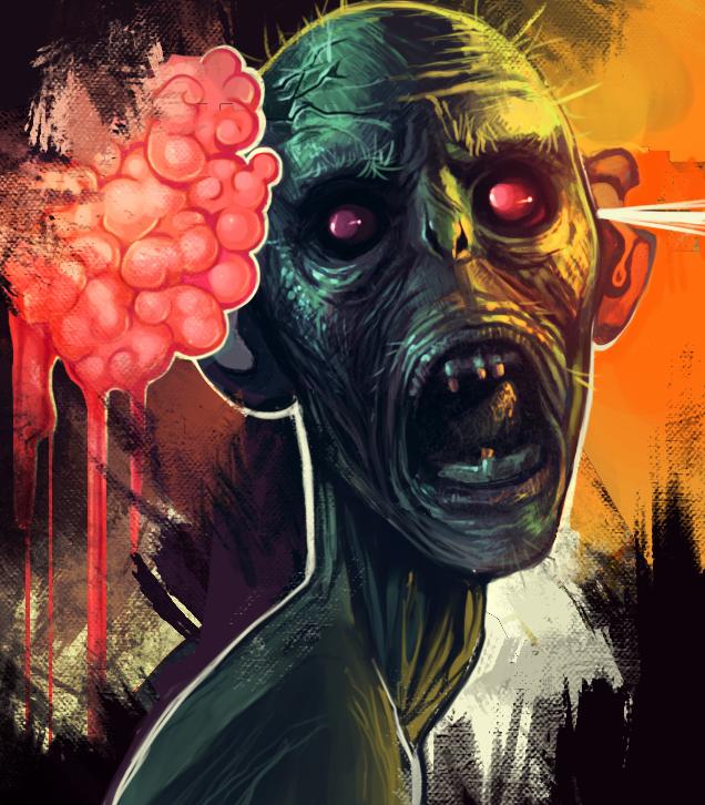 Zombiegum by Merolett