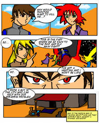 Restless- page 14 by Collaborative-Comics