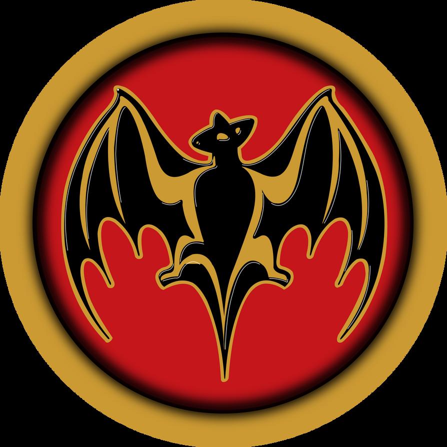 Kinzoku Bat Hd Wallpaper: Bacardi Logo By TheSeventhStorm On DeviantArt