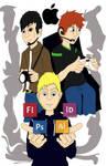 Graphics Kiosk Poster