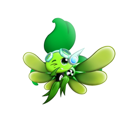 PvZ Heroes Fanmade: Sky Agent BloMachine