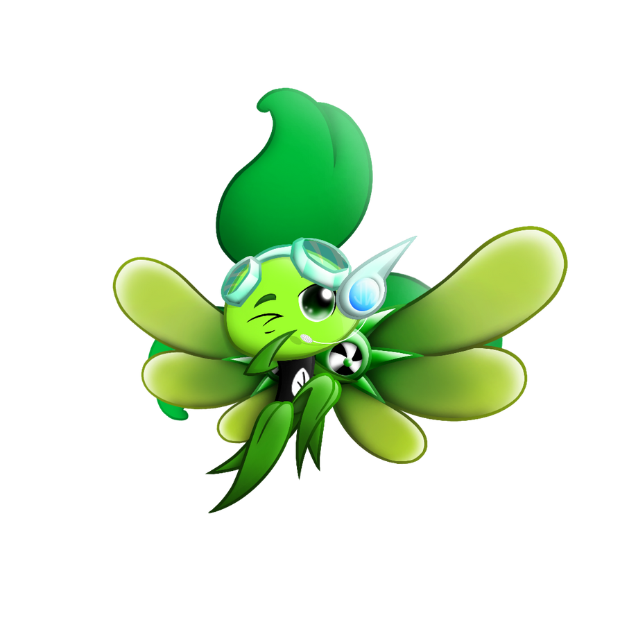 PvZ Heroes Fanmade: Sky Agent BloMachine by JackieWolly