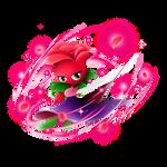 PvZH FanArt: Rose