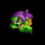 Pvz Heroes FanArt: Green Shadow