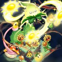 PvZ FanArt: Solar Plant