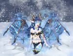 A Frost Queen's Icy Heart