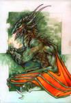 Dragon - Rust breath