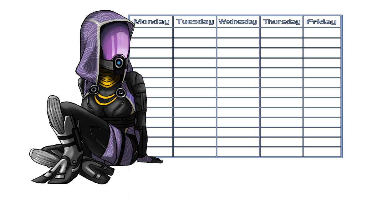 Tali timetable by ShakSaag