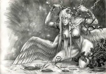Angel by ShakSaag