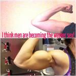 New weaker sex