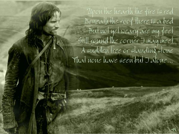 Aragorn by Stokrotka-z-Dolin